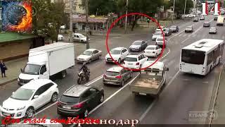 Аварии и ДТП за Октябрь 2017 (18+) Car Crash Compilation №142
