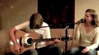 """Too Hurt To Dance"" Duffy acoustic cover by My Best Friend (XAK & Katrina Despain)"