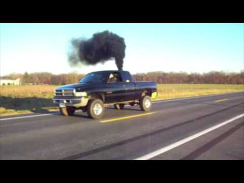 Top Ten Diesel Truck Burnouts