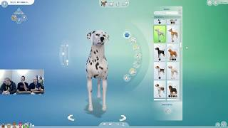 The Sims 4 Cats and Dogs - Create-A-Pet