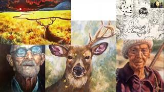 Ichen Art Academy 2020 Art Webinar - Christina Q.