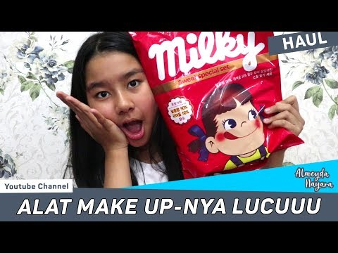 Haul Make Up Ter-Lucuuuu