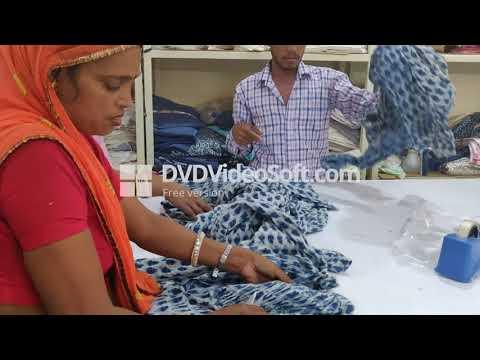 Sanganer Printed Fabric