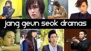 Top 8 Best Jang Geun Suk Korean Dramas (장근석) - Top 5 Fridays