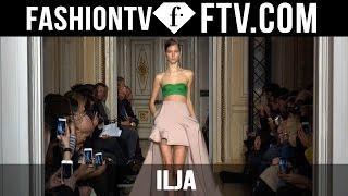 Ilja S/S 16 at Paris Haute Couture Week | FashionTV