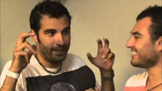 SPACE IBIZA TOUR - TORONTO - PleasureKraft  interview ( Kaveh )