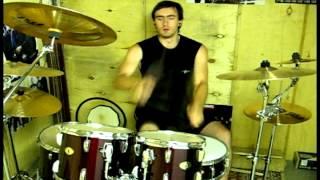 Tarja Turunen - Dark Star (drum cover)