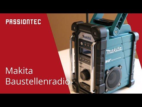 Makita Baustellenradio DMR110