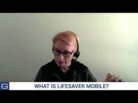 A video showing how LifeSaver Mobile works.