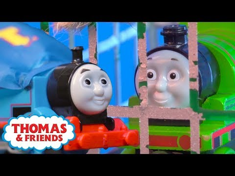 Thomas & Friends™ | Super Thomas to the Rescue | Brand New! | Stories and Stunts