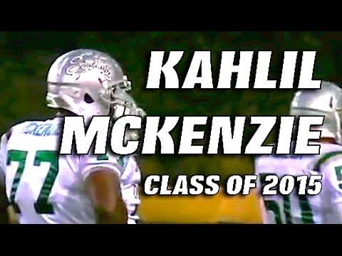 Kahlil-McKenzie