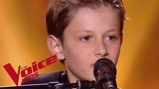 Odelaf – Le café | Mano | The Voice Kids France 2018 | Blind Audition