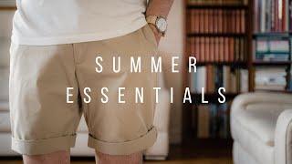 Summer Wardrobe   Top 10 Essentials