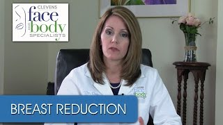 Dr. Ortega | How many cup sizes do I lose after a breast reduction?