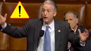 Trey Gowdy Super Pissed at Executive Order! Starts Screaming!