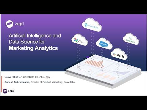 Marketing Analytics Using Data Science and AI