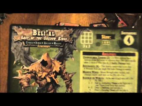 a look at Beli'al the last of the shadows king for shadows of brimstone