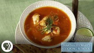 MARTHA STEWART'S COOKING SCHOOL   Stews of the Arabian Gulf   PBS Food