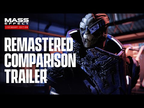 Mass Effect: Legendary Edition : Comparatif de la Legendary Edition