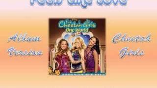 10 Feels Like Love - Cheetah Girls One World [Full CD Version with Lyrics]