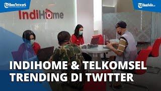 IndiHome dan Telkomsel Trending Topic, Pengguna Zoom Kelimpungan karena Gangguan Sejak Minggu