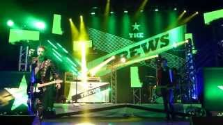 "The Trews ""Paranoid Freak"" Live Toronto April 26 2014"