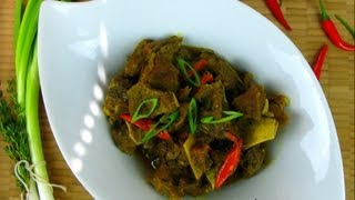 How To Cook Curry Goat In A Pressure Cooker.