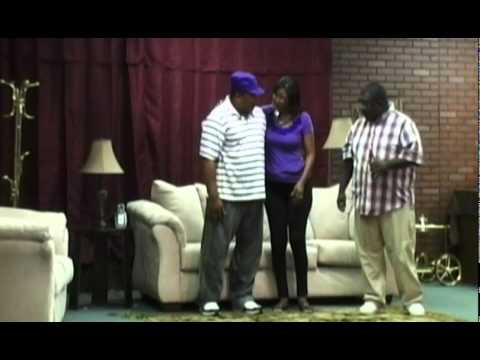 ALL ABOUT THE JOHNSONS (Nikki's Mr. Right) STAGE COMEDY: EPISODE 1