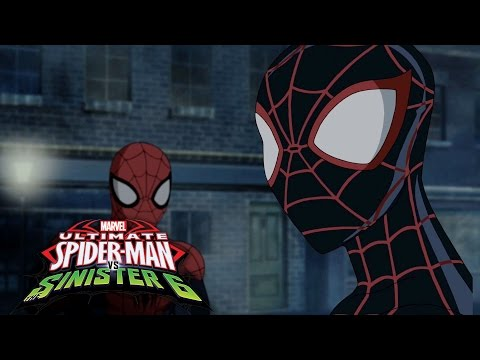 Ultimate Spider-Man 4.18 (Clip)