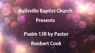 Sermon, Psalm 138