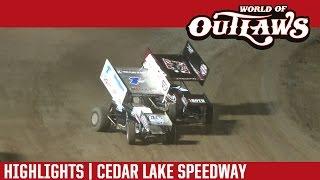 Cedar Lake Speedway July 8th, 2016