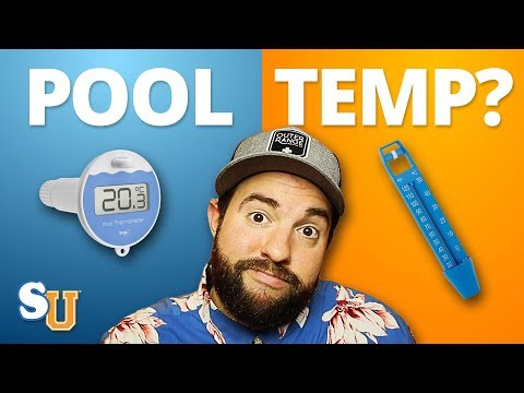 What's The PERFECT Swimming POOL TEMPERATURE? | Swim University