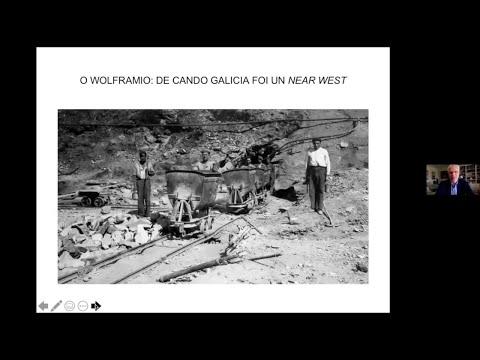 O volframio: de cando Galicia foi un nearWest
