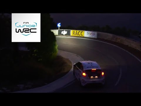 FIA Junior WRC - RallyRACC 2017: JWRC Event Highlights