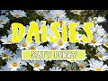 Katy Perry - Daisies (HD Lyrics)