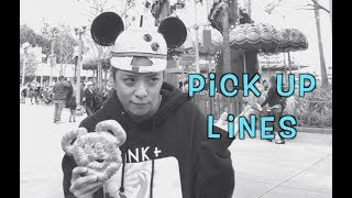 Disneyland Pickup Lines