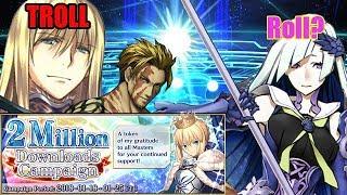 Brynhildr  - (Fate/Grand Order) - Fate/Grand Order 2 Million Download Campaign - FREE QUARTZ, MYSTIC CODE, BRYNHILD!!!