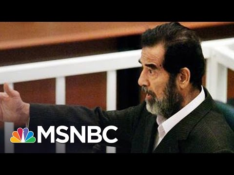 Inside The Interrogation Of Saddam Hussein: 10 Years After Execution | Andrea Mitchell | MSNBC