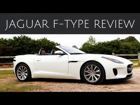 2018 Jaguar F-Type V6 Review | The Gentleman's Sports Car