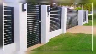 Modern Fence Design Ideas | RK Home Designers | Ep - 102
