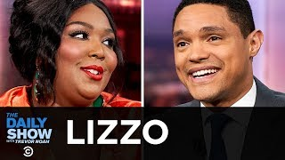 "Lizzo   Taking Her Fans To Church With A Twerk & ""Cuz I Love You"" 