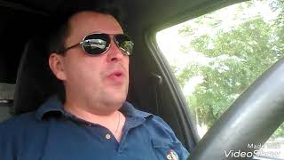 Полицейские г. Сумы ломают мой автомобиль.