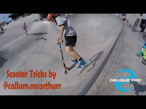 Scooter Tricks by @callum.mcarthurr