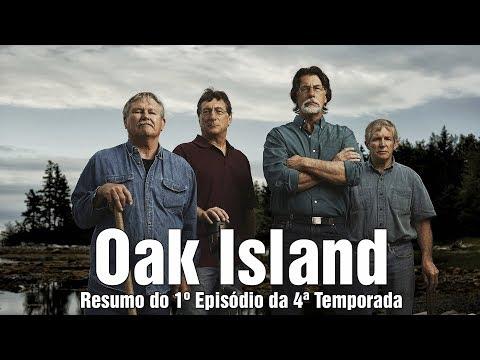 Oak Island: Resumo 1º Episódio da 4ª Temporada