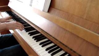 Jessie - Joshua Kadison - piano cover