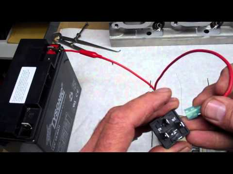 How An Automotive Relay Works and How to Wire 'Em up
