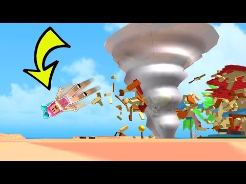 Roblox Survive The Tornado Epic Disaster Survival
