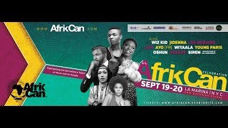 WIZKID, JIDENNA, LES NUBIANS And More To Perform At AfrikCan Festival