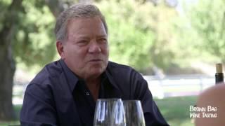 Courtney Hope Turner is on Brown Bag Wine Tasting with William Shatner! | Ora TV