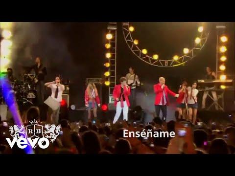 RBD - Enséñame (Lyric Video)